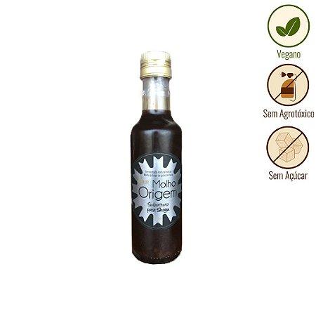Shoyu de Grão de Bico Sem Agrotóxico Origem (250ml)