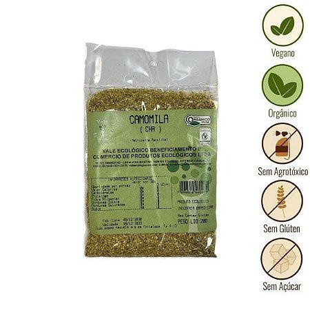 Chá de Camomila Orgânica Vale Ecológico (20g)