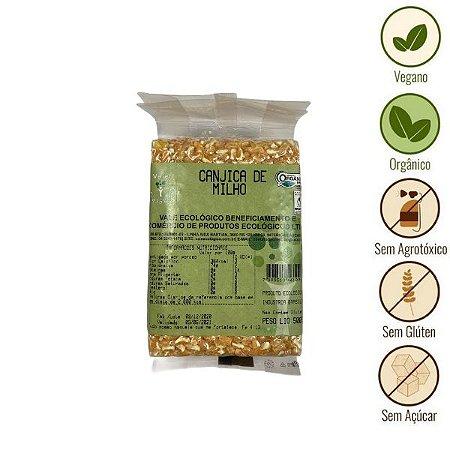 Canjica de Milho Orgânica Vale Ecológico (500g)