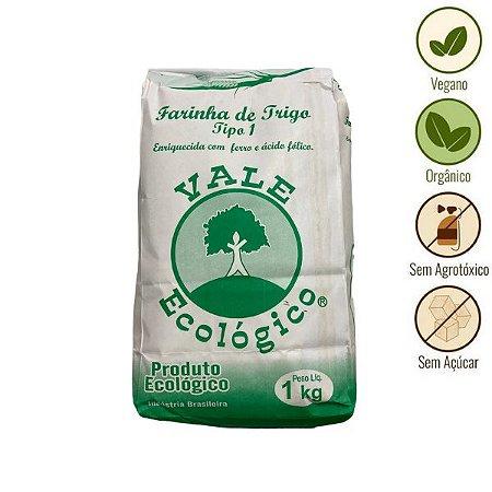 Farinha de Trigo Orgânica Vale Ecológico (1kg)