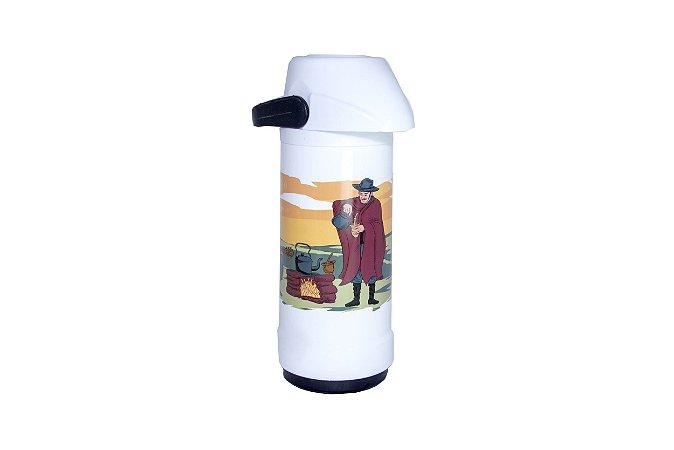 Garrafa Air Pot inox - 1,8 litros