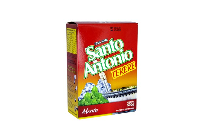 Erva Mate Santo Antonio Menta 500g Unid.