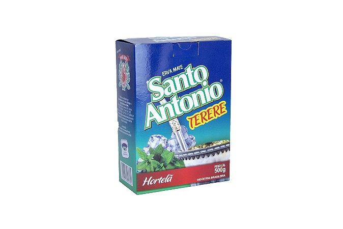 Erva Mate Santo Antonio Hortelã 500g Unid.
