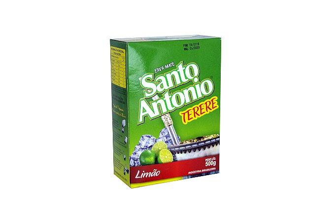 Erva Mate Santo Antonio Limão 500g Unid.