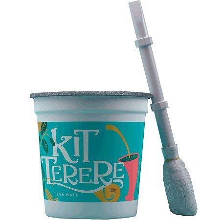 Kit Tereré Descartável cx com 12 unid.