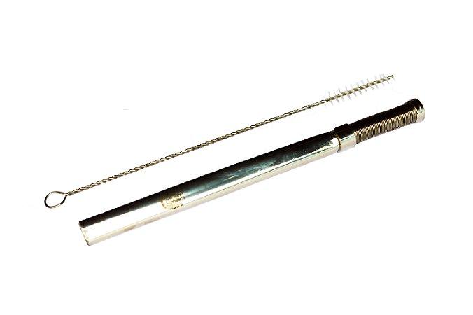 Bomba inox desmontável - 18cm