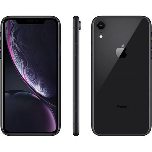 SMARTPHONE APPLE IPHONE XR 256GB PRETO