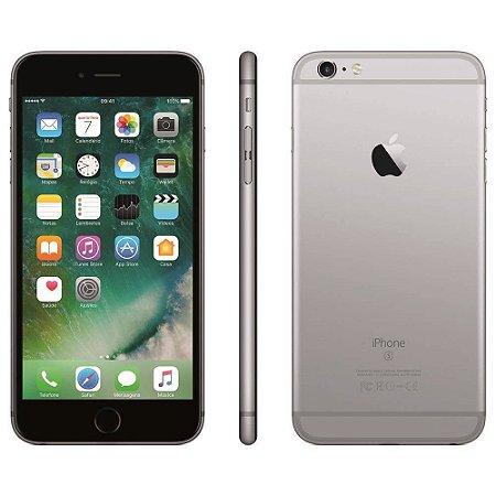 SMARTPHONE APPLE IPHONE 6S PLUS 128GB CINZA ESPACIAL