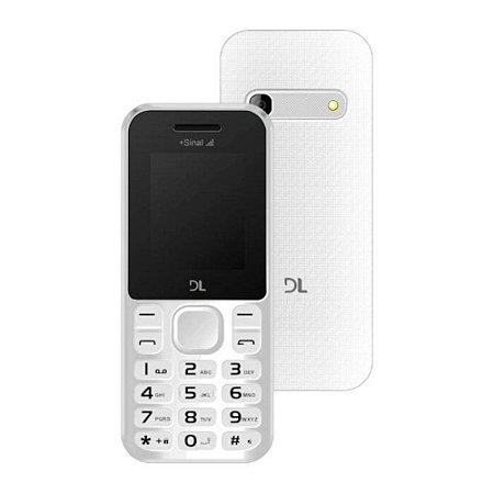 SMARTPHONE DL YC210BRA DUAL SIM BRANCO
