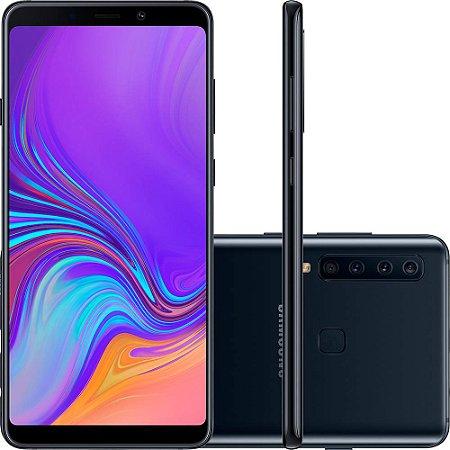 """SMARTPHONE SAMSUNG A9 SM-A920F 6RAM 128GB TELA 6.3"""" LTE DUAL PRETO"""