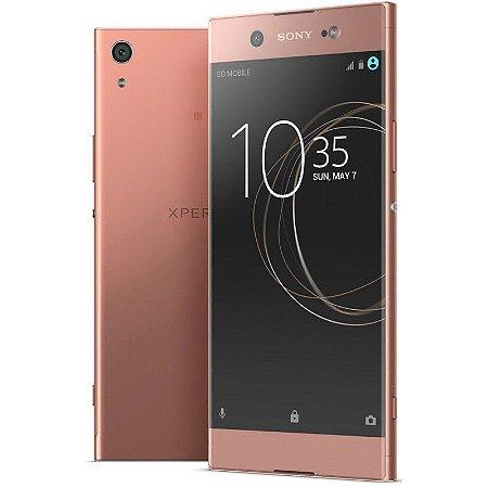 "SMARTPHONE SONY XPERIA XA1 G3123 3RAM 32GB TELA 5.0"" LTE SINGLE ROSA"