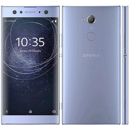 "SMARTPHONE SONY XPERIA XA2 ULTRA H3223 4RAM 32GB TELA 6.0"" LTE SINGLE AZUL"
