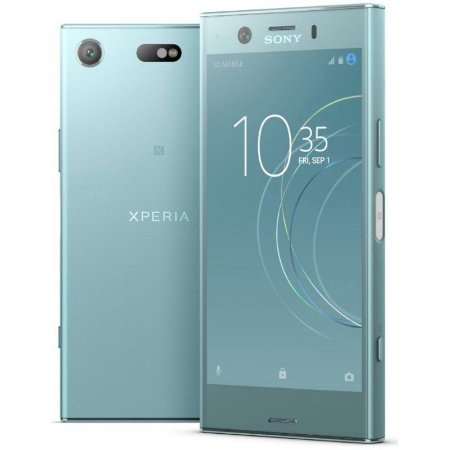"SMARTPHONE SONY XPERIA XZ1 COMPACT G8441 4RAM 32GB TELA 4.6"" LTE SINGLE AZUL"