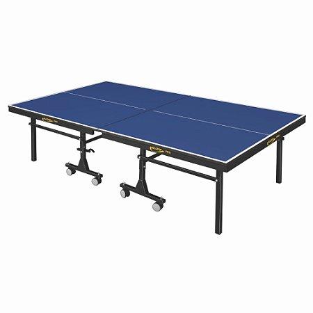 Mesa de Tênis De Mesa Ping Pong Klopf 1008 MDF 25mm Paredão