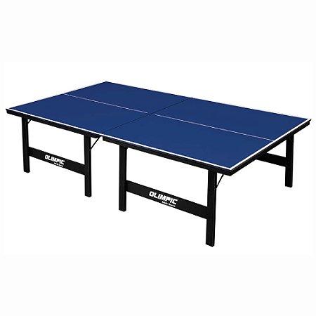 Mesa de Tênis de Mesa Ping Pong Olimpic 1013 MDP 15mm