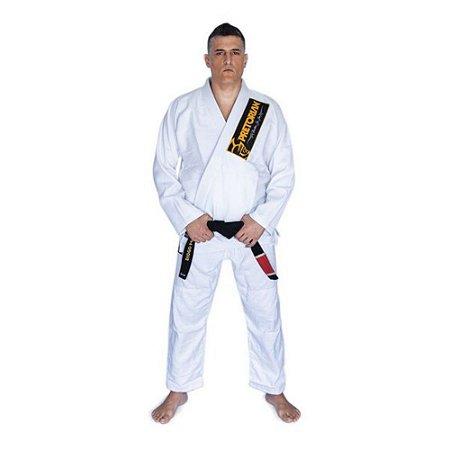 Kimono Jiu Jitsu BJJ Pretorian Classic Branco