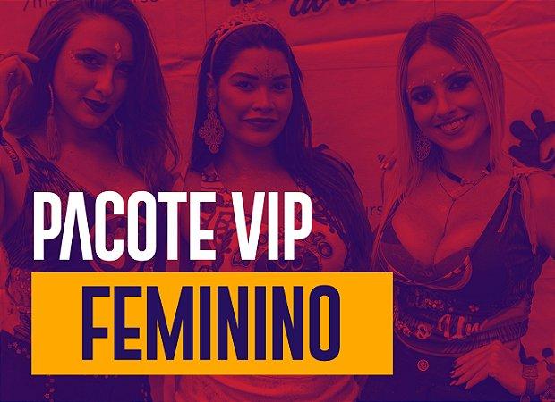 Feminino - Pacote VIP