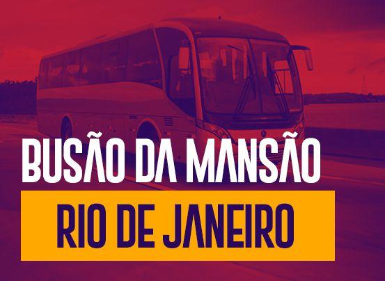 Busão da Mansão 🐻 - Rio de Janeiro