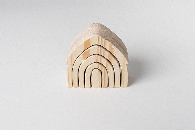 Casa Germânica - verifique as madeiras disponíveis