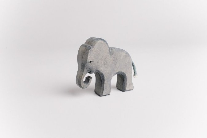 Elefantinho Tromba Curva