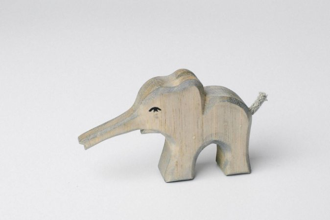 Elefantinho Tromba Esticada