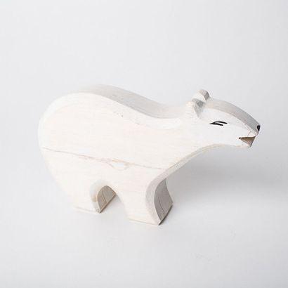 Urso Polar Adulto