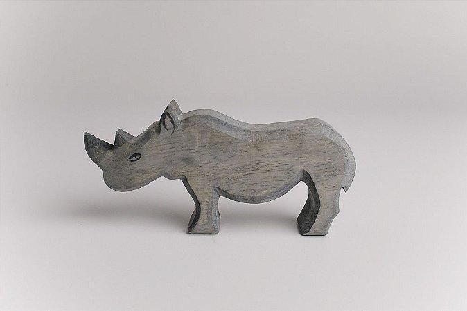 Rinoceronte adulto