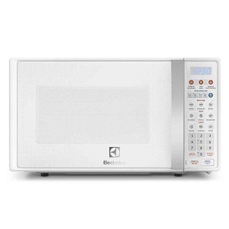 Micro-ondas Electrolux 20 Litros Tira Odor MTO30 Branco 220v