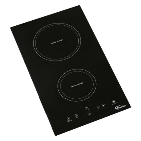 Cooktop Fischer 2Q Por Indução Touch Mesa Vitrocerâmica 220v