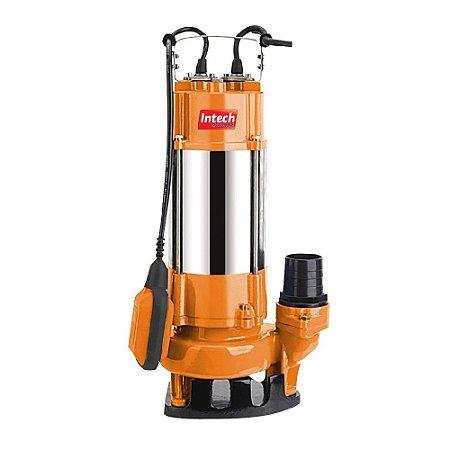 Bomba Submersivel Intech Machine BSD1000 Água Suja 1CV 110v
