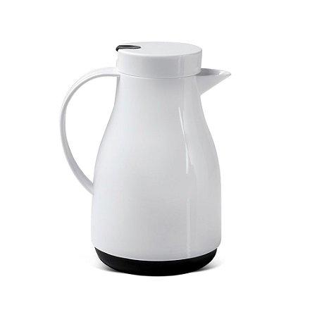 Bule Térmico Gatilho Keep 500ml Haus Concept Branco Brinox