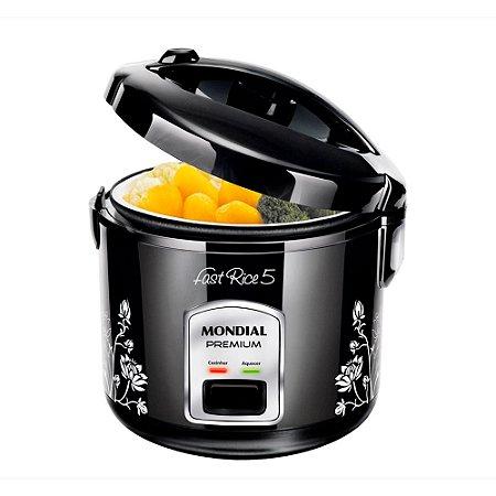 Panela Elétrica Mondial Fast Rice 5 Premium NPE-08-5X 220v