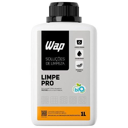 Detergente Biodegradável Profissional Pisos 1L Wap Limpe Pro