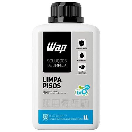 Limpador de Pisos e Superfícies 1 Litro Wap Limpa Pisos