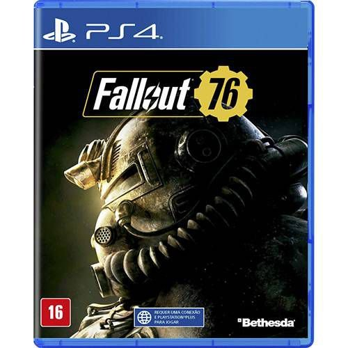 Game Fallout 76 - PS4