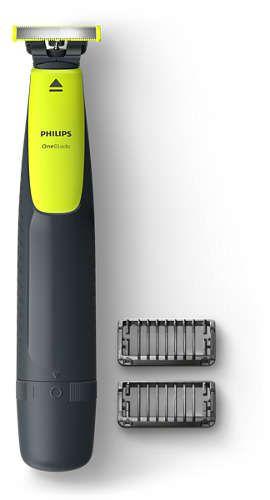 Barbeador Aparador Oneblade Philips Qp2510/10 Seco e Molhado