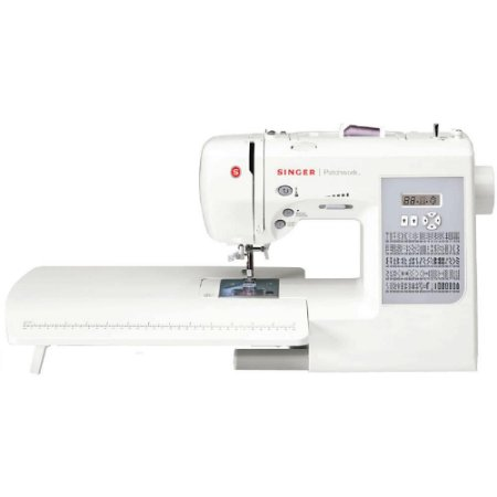 Máquina de Costura Portátil Singer Patchwork 7285 110V