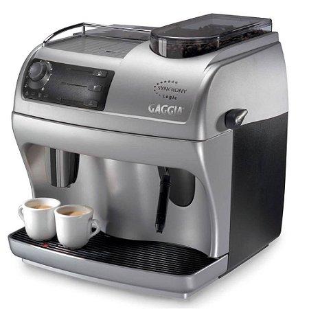 Máquina De Café Expresso Gaggia Syncrony Logic 220v