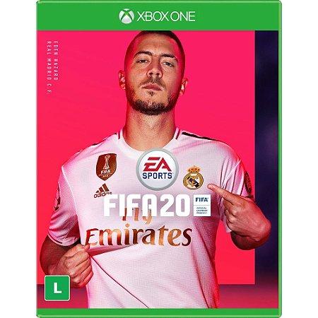 Game FIFA 20 Mídia Física - Xbox One