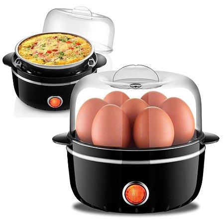 Panela Vapor Para Cozinhar Ovos Eg-01 Easy Egg Mondial 127v