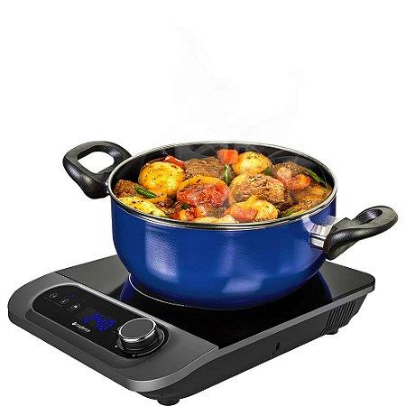 Cooktop Por Indução Cadence Perfect Cuisine 127v