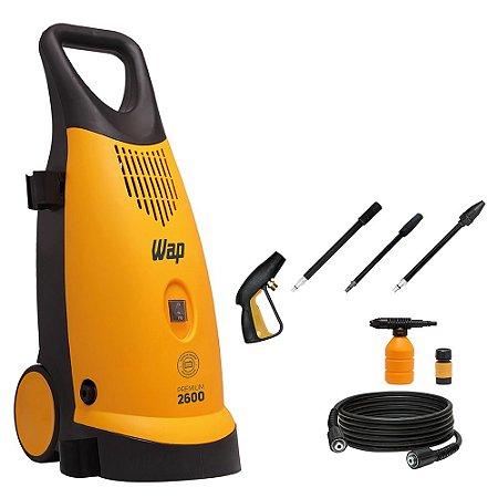 Lavadora De Alta Pressão Indução WAP Premium II 2600 127V