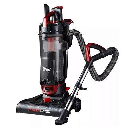 Aspirador De Pó Wap Vertical 2 Em 1 Power Speed 2000w 220v