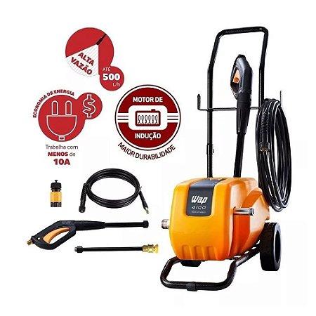 Lavadora De Alta Pressão Indução Profissional Wap 4100 220v