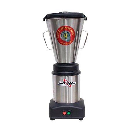 Liquidificador Comercial Skymsen LS-04MB Monobloco 4L 220v