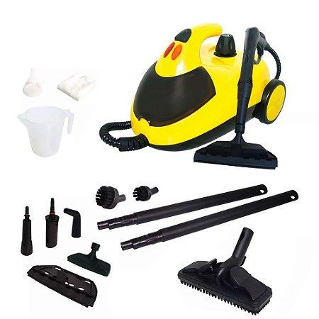Higienizador à Vapor Vapor Clean Intech Machine 127v