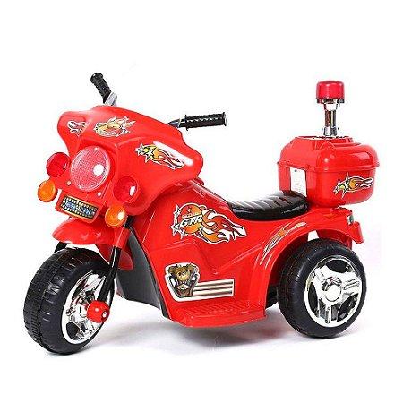 Mini Moto Elétrica Infantil Recarregável BW006-VM Importway