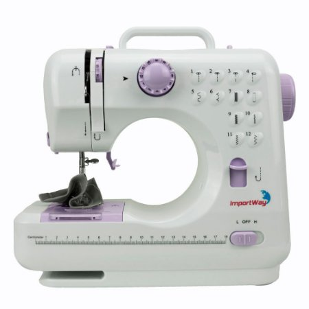 Máquina de costura Multifuncional IWMC505 Bivolt Importway
