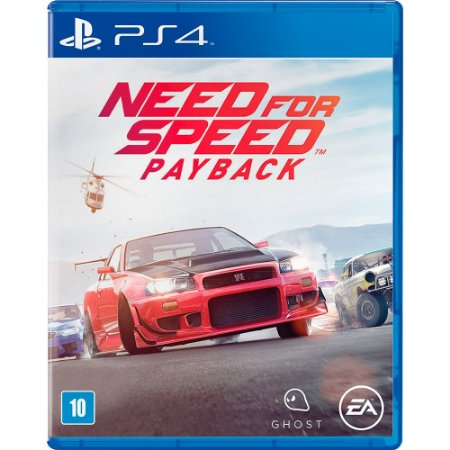 Game Need For Speed: Payback BR - PS4