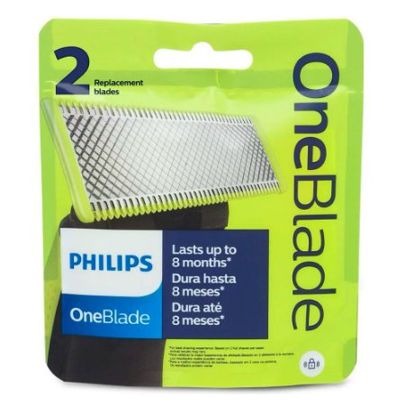 Kit 2 Laminas Philips Oneblade QP220/51